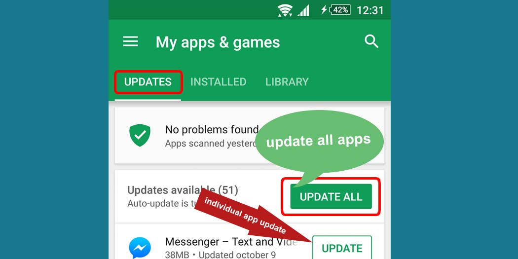 SOLVED] How to turn off auto update android apps in google